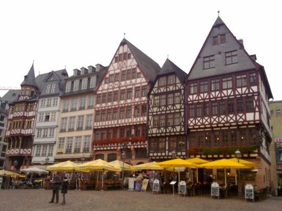 frankfurt römer