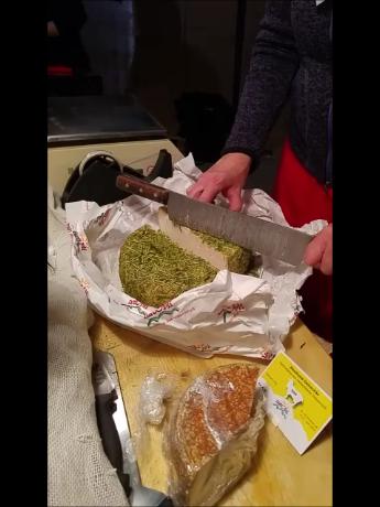 juustomark heukäse