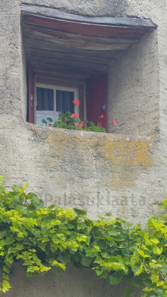 aach-ikkunasyvennys