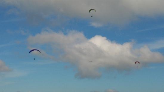 kronberg16 liitäjiä taivaalla
