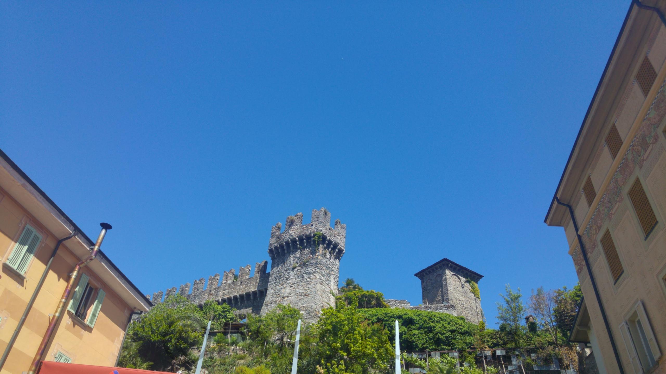 bellinzona linnan tornit