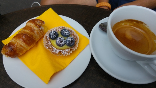 19 milano leivos ja kahvi
