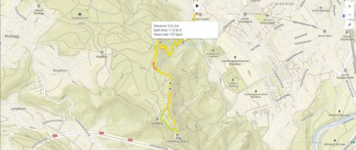 screenshot uetliberg suunto2