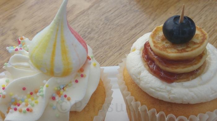 street food cupcakes