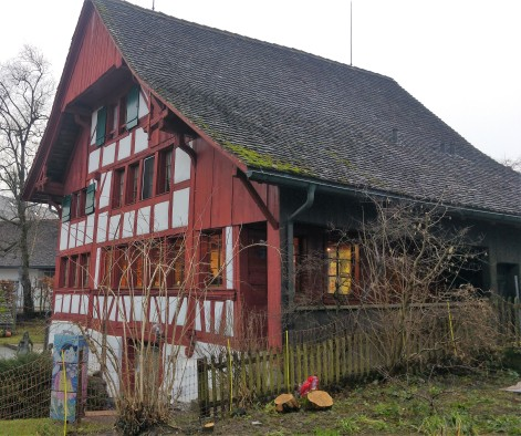 ticas pikkuheidin talo