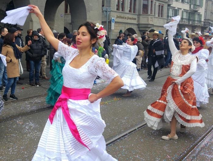 meksikol aikuiset flamenco