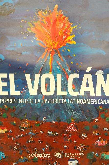 fumetto 10 volcan