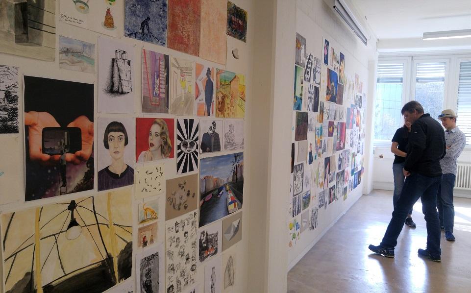 portfolio näyttely 16 p