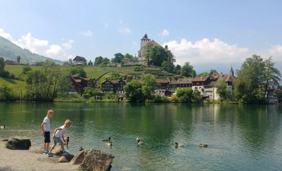 werdenberg järvi ja linna 8 p