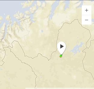 lemmenjoki kartta 2 p