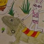 Laiha-Pupun seikkailut 4:tulivuori