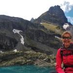 Alppijärviä metsästämässä