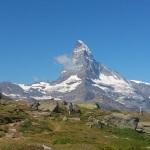 Yhdellä läpsyllä Matterhorn jaEdelweiss!