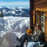 Pulla-energialla Alpille